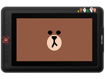 Artist 12 Pro<br>Édition LINE FRIENDS